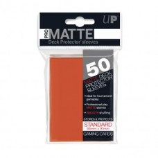 Ultra Pro Deck Protectors Pro-Matte 50 - Peach