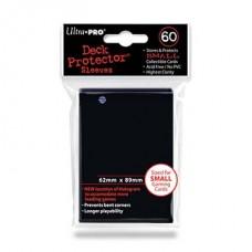 Ultra Pro Deck Protectors Small 60 - Black