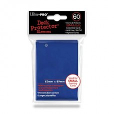 Ultra Pro Deck Protectors Small 60 - Blue