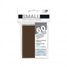 Ultra Pro Deck Protectors Small 60 - Brown