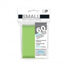 Ultra Pro Deck Protectors Small 60 - Lime Green