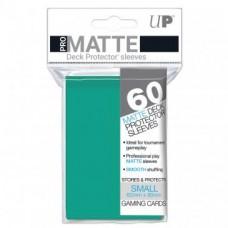 Ultra Pro Deck Protectors Small Pro-Matte 60 - Aqua