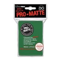 Ultra Pro Deck Protectors Pro-Matte 50 - Green