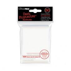 Ultra Pro Deck Protectors 50 - White