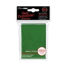 Ultra Pro Deck Protectors Standard 50 - Green