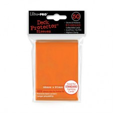 Ultra Pro Deck Protectors Standard 50 - Orange