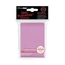 Ultra Pro Deck Protectors Standard 50 - Pink