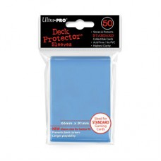 Ultra Pro Deck Protectors Standard 50 - Light Blue