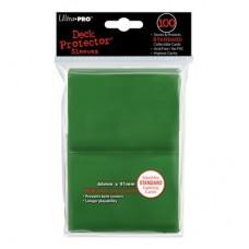 Ultra Pro Deck Protectors Standard 100 - Green