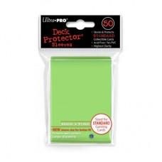 Ultra Pro Deck Protectors Standard 50 - Lime Green