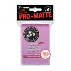 Ultra Pro Deck Protectors Pro-Matte 50 - Pink