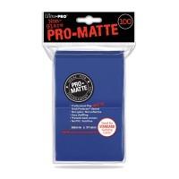Ultra Pro Pro-Matte Deck Protectors 100 - Blue